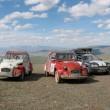 Group shot, Mongolia