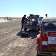 Accident with Porsche Cayenne during Siberian Rally.. not our fault! Mongolia