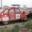 Team shot arriving in Ullanbatar